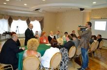 Forum organizacji pozarządowych w Słupnie - 25.08.2014r