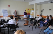 Laboratorium Animacji Społecznej 24 Maj 2013